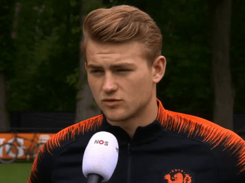 Man Utd and Barcelona target Matthijs de Ligt explains how he will decide his next club