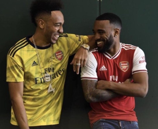 free shipping d70ca 40b8a Arsenal's stunning new Adidas shirts for 2019-20 season ...