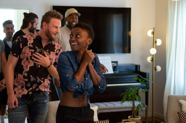 Queer Eye's Bobby Berk was touched most by season three hero Jess Guilbeaux