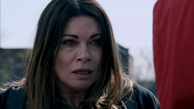Carla is stunned by Rana in Coronation Street