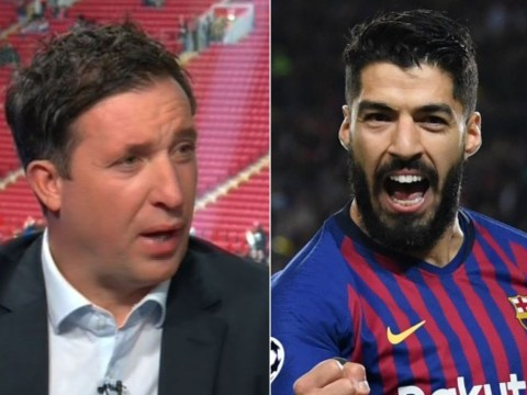 Robbie Fowler slams Liverpool fans for loving Luis Suarez before Barcelona clash