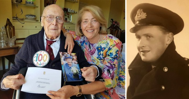 Man turns 100 after liberating Norway, training spies and marrying a princess