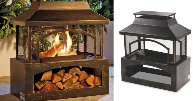 Compilation of Aldi's log burner