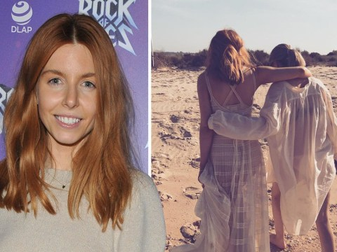 Strictly's Stacey Dooley thanks her best girl friends for support amid Kevin Clifton romance drama