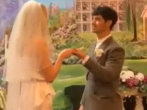 Sophie Turner and Joe Jonas marry in secret Las Vegas wedding hours after Billboard Music Awards performance