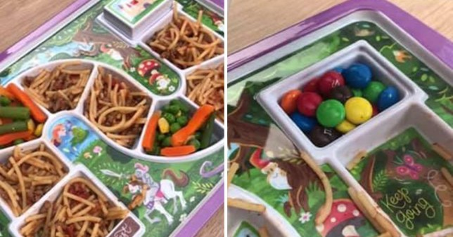 Aldi Dinner Winner tray is helping mums get their kids to eat