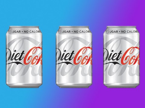 Drinking diet drinks means you are more likely to eat more calories