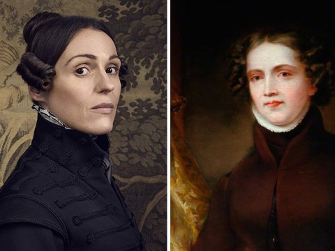 Who is Suranne Jones, what has she been in and what age is she ahead of Gentleman Jack premiere
