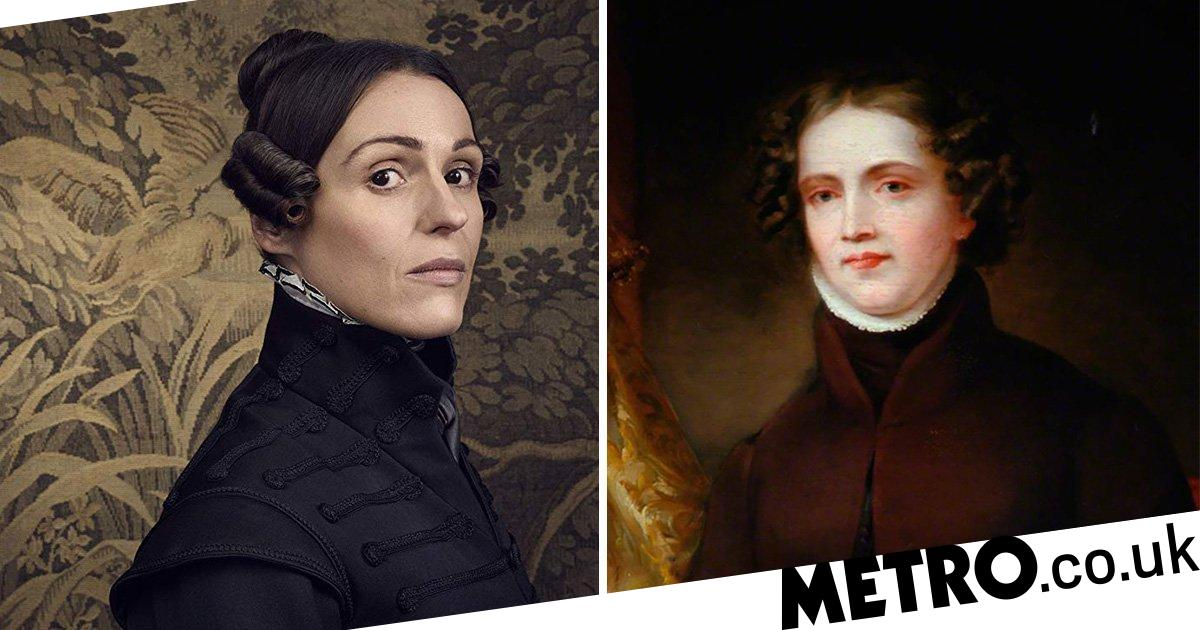 Who was the real Anne Lister, played by Suranne Jones on