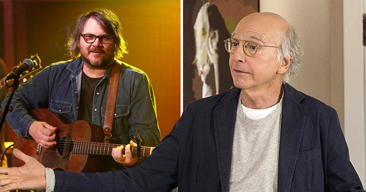 Larry David's Curb Your Enthusiasm adds Wilco's Jeff Tweedy to season 10 cast