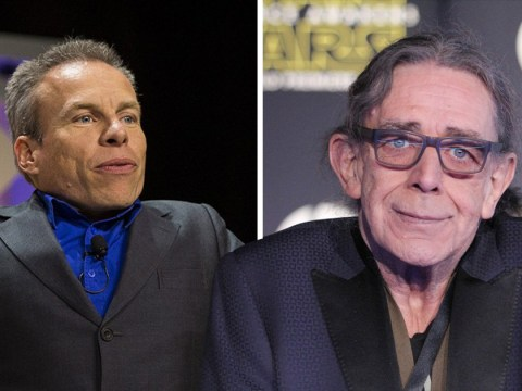 Warwick Davis pays tribute to Star Wars actor Peter Mayhew: 'I was enthralled, Chewbacca was Peter'