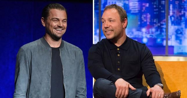 Stephen Graham on The Jonathan Ross Show and Leonardo DiCaprio