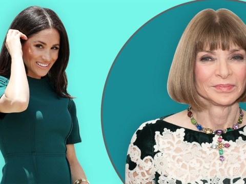Anna Wintour's dream Met Gala guests are Meghan Markle and Kate Middleton