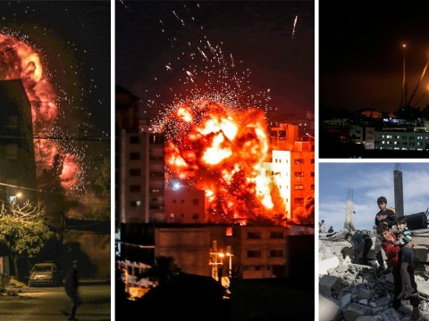 Pregnant mum killed in Gaza airstrikes after Israel responds to rocket attacks