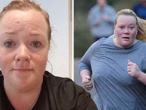 Hero who celebrated coming last in 5k race called 'fat b***h' on her way to gym