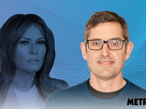 Louis Theroux wants to make a documentary on First Lady Melania Trump