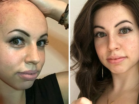 Woman who shaved her head due to trichotillomania becomes stylist to help others