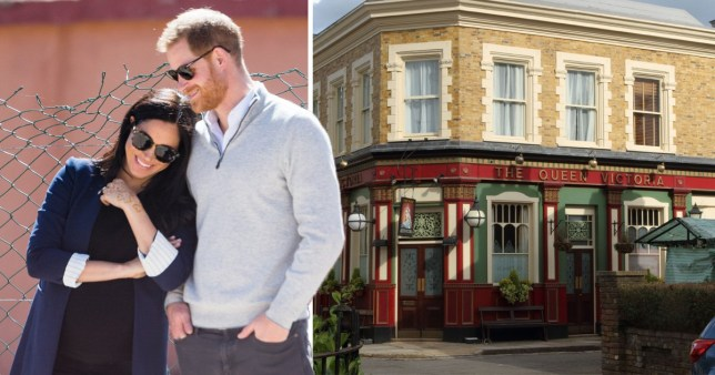 Will the Royal Baby get a mention in EastEnders?