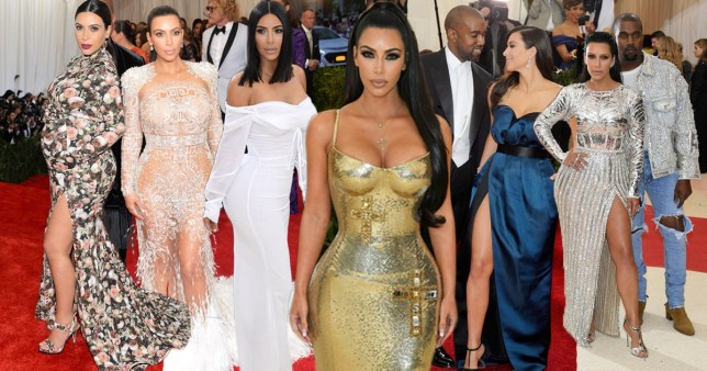 Met Gala 2019: Kim Kardashian gets ready for 'Camp' fashion theme
