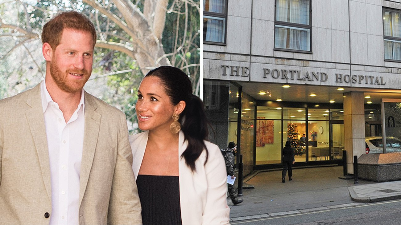 Meghan Markle delivered royal baby 'in hospital' after having home birth hopes dashed