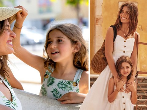 H&M launches matching mother and daughter summer collection