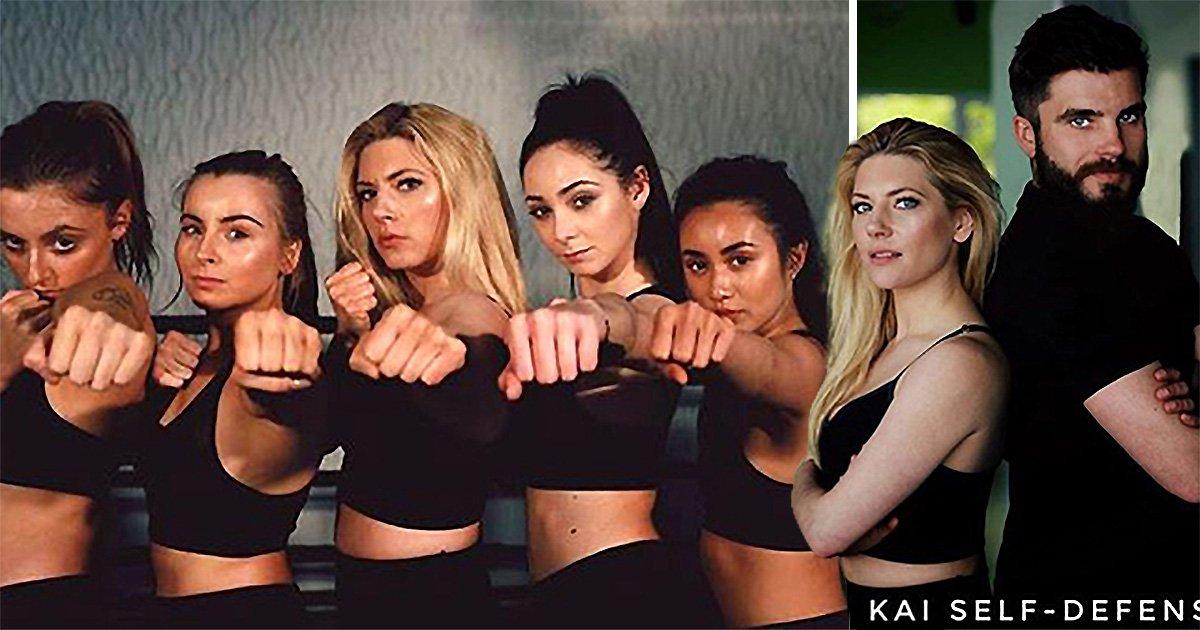 Vikings star Katheryn Winnick hopes to 'embolden' women as she teases launch of self defense class