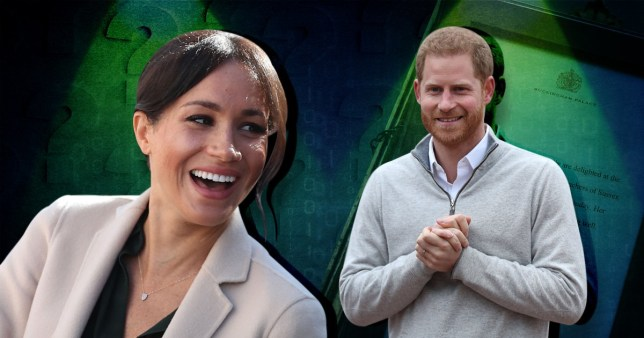 bd1d5747a Royal baby conspiracy theorists think they can prove Meghan's pregnancy was  fake