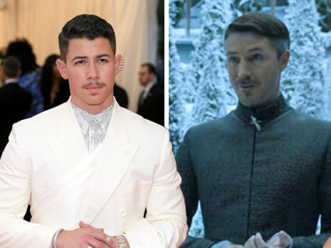 Nick Jonas embodies Game Of Thrones' Littlefinger as he trolls Sophie Turner