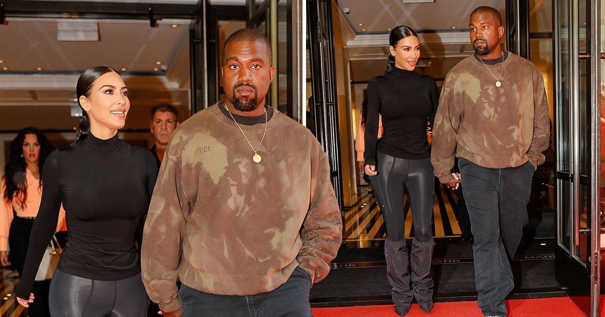 Kim Kardashian and husband Kanye West look loved-up after Met Gala 2019 date as they await arrival of fourth child