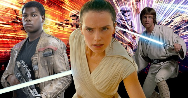 When Is Star Wars The Rise Of Skywalker Released And Who Is In It Metro News
