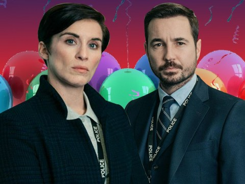 Line Of Duty's Vicky McClure and Martin Compston are friendship goals as they celebrate joint birthday