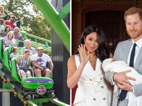 Drayton Manor Park is giving anyone called Archie free entry in honour of royal baby