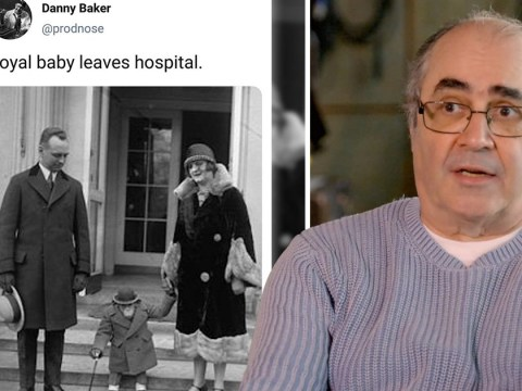 Danny Baker investigated by police over 'shamefully racist' Royal Baby tweet after BBC axe