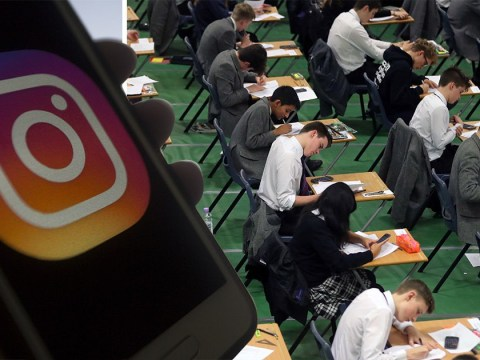 Instagram has a new plan to help students deal with exam stress