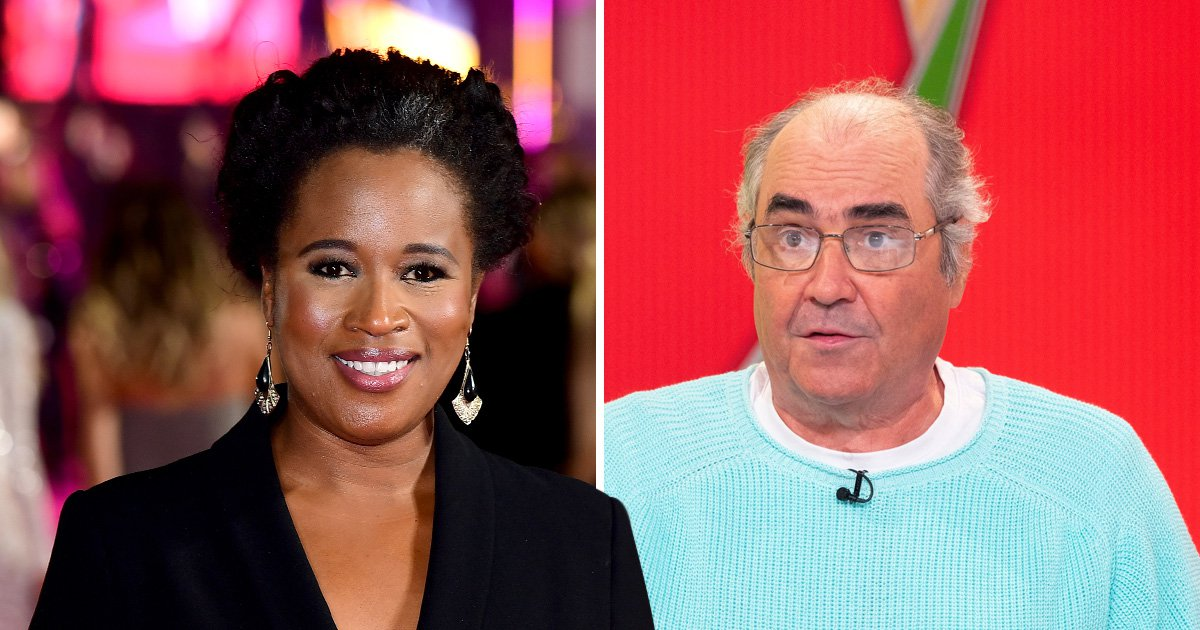 Charlene White insists Danny Baker 'must be held to account' for unacceptable 'racist tweet' as he's fired by BBC