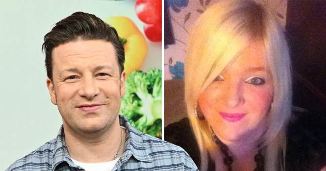 Celebrity chef Jamie Oliver defended Katrina Dakin after she accused Ravensdale school of 'neglect' for only feeding her children bread and butter for lunch