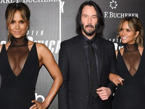 Halle Berry feeling herself at John Wick 3 premiere as she reflects on being woman of colour in Hollywood