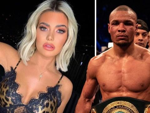Megan Barton-Hanson's been coupling up with boxer Chris Eubank Jr.