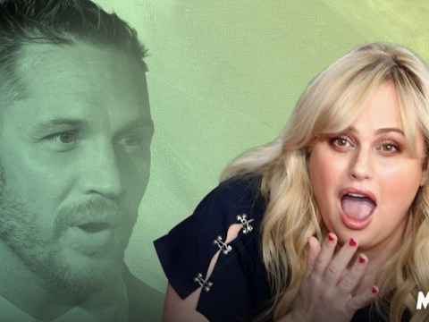 Rebel Wilson And Tom Hardy Tom Hardy retur...