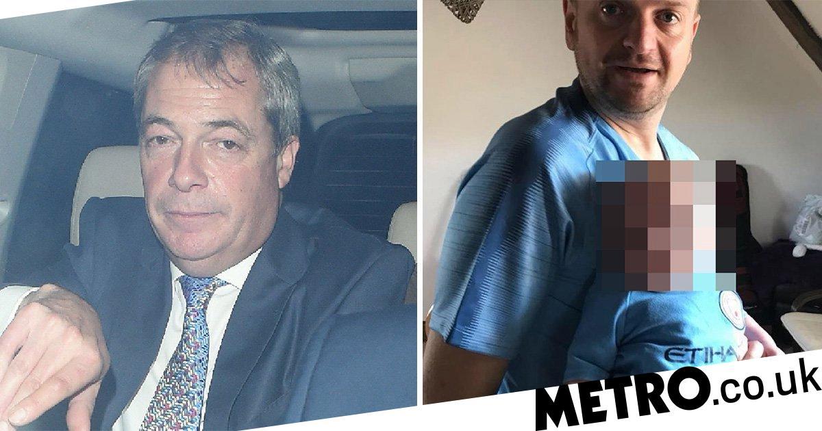 Nigel Farage 'fled after 4×4 crashed into car carrying ...