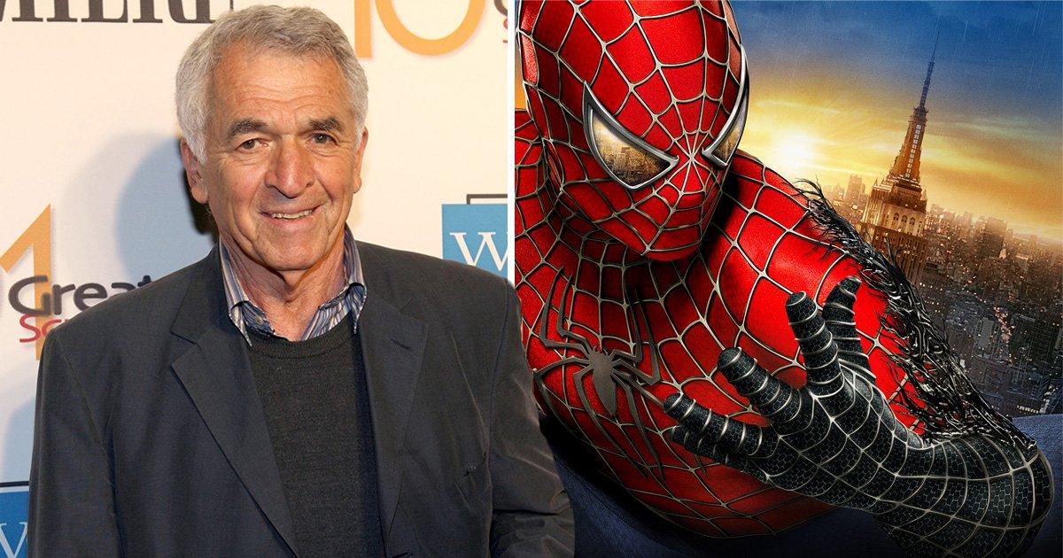 Spider-Man screenwriter Alvin Sargent dies aged 92
