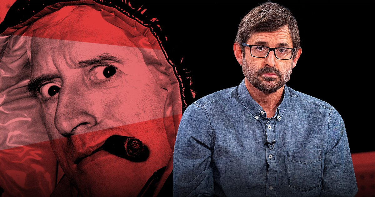 Louis Theroux still 'confused' by liking Jimmy Savile after controversial documentary