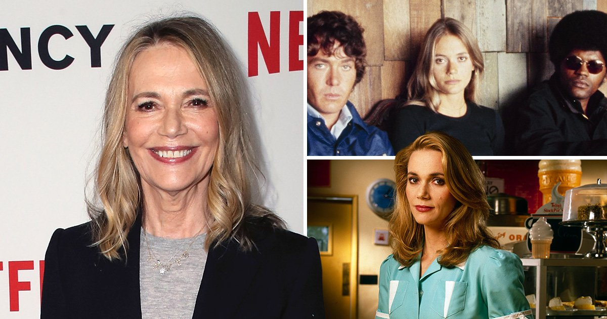 Peggy Lipton dies, Peggy Lipton cancer, Twin Peaks, The Mod Squad, Quincy Jones