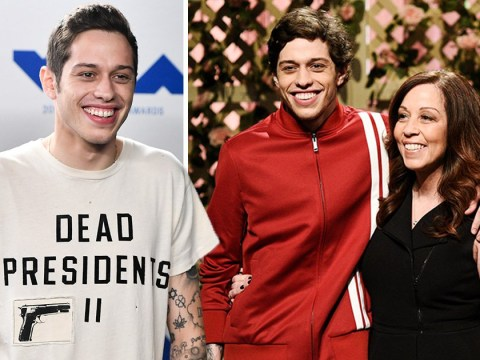 Pete Davidson recalls 'embarrassment' after mum caught him masturbating in SNL sketch