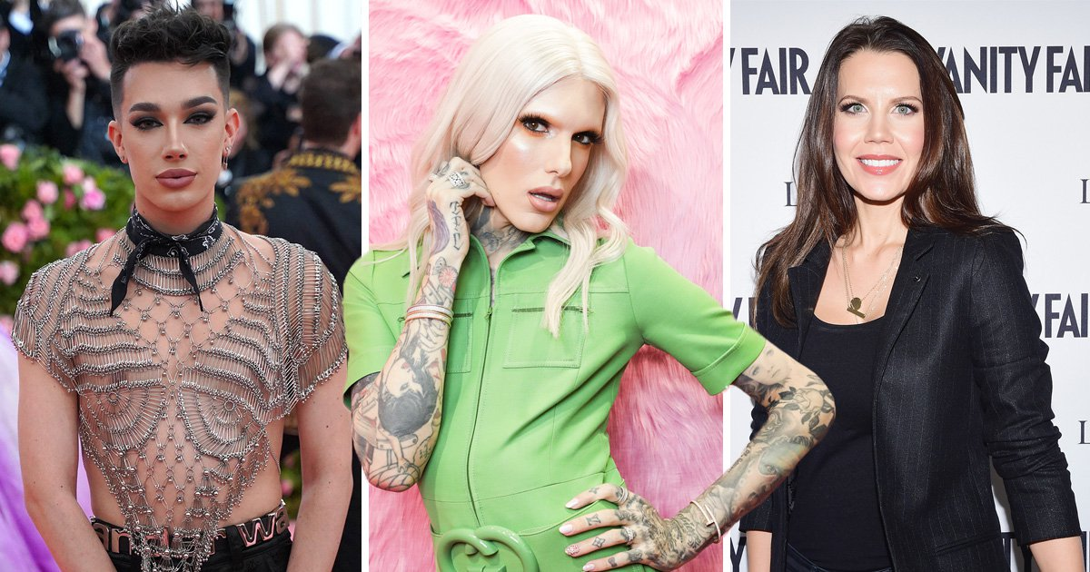 Jeffree Star calls truce with James Charles as he demands Tati Westbrook drama 'has to stop'