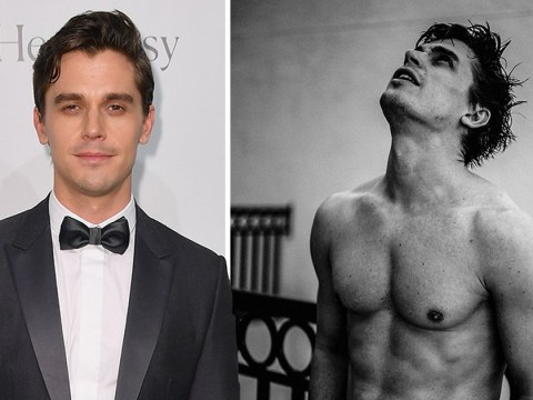 Queer Eye's Antoni Porowski's shirtless Mother's Day tribute is definitely a choice