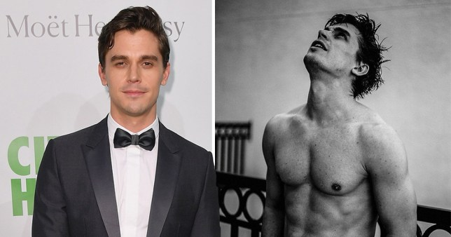 Antoni Porowski posted a topless photo on Instagram in tribute of mums on Mother's Day