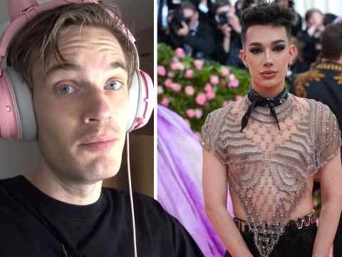 PewDiePie weighs in on James Charles and Tati Westbrook drama