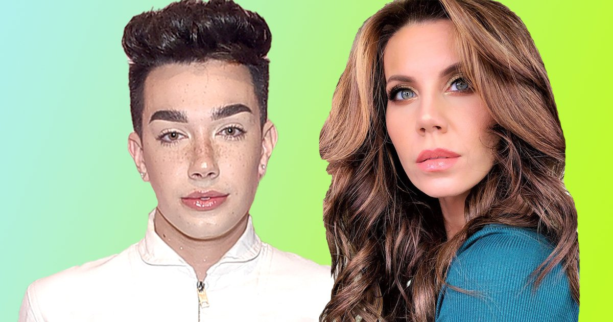 Who is Tati Westbrook and how has her subscriber count changed since James Charles video?
