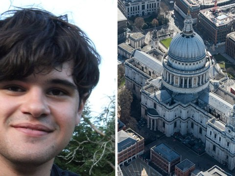 Family of student who died at St Paul's Cathedral 'didn't know he wasn't going to uni'